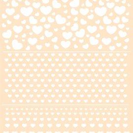 Polybesa Schablone - Herzen 6002/0852