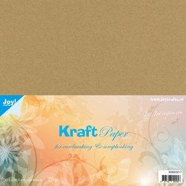 Kraft papier 305x305 mm