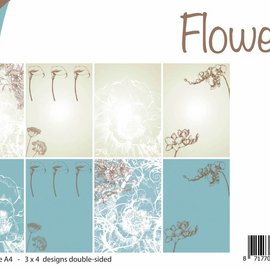 Paperset - Design Flowers