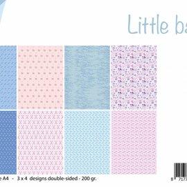 Papierset A4 - Little Baby 6011/0552