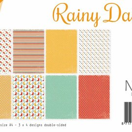Papierset -  Rainy Days 6011/0565