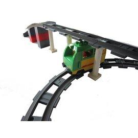 Huimei Trein rails pilaar wit 5 stuks