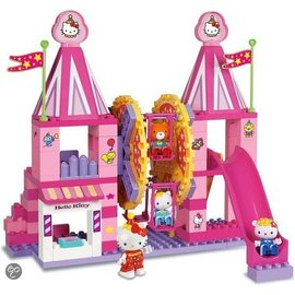 Androni Unico Plus Hello Kitty funpark, 114 delig 8686