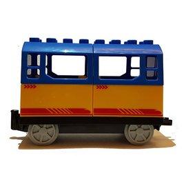 Huimei Wagon Blauw