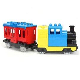 Huimei Electrische Stoom Trein met Wagon