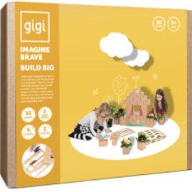 Gigi Bloks GIGI Blokken G-5, GIGI Bloks set 30 stuks XL Decoratief