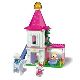 Androni Unico Plus Hello Kitty Unico Kasteel 80 delig 8677