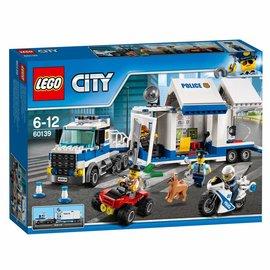 Lego LEGO City 60139 Mobiele Commandocentrale