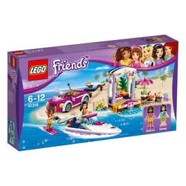 Lego Lego Friends 41316 Andrea's Speedboottransport