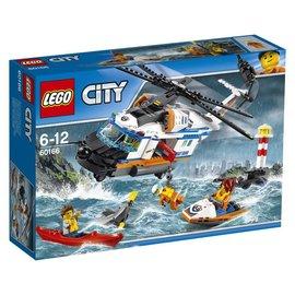 Lego LEGO City 60166 kustwacht zware reddingshelikopter