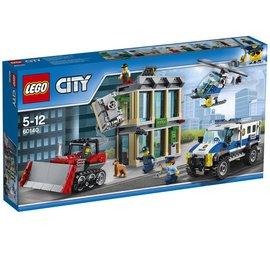 Lego LEGO City 60140 bulldozer inbraak
