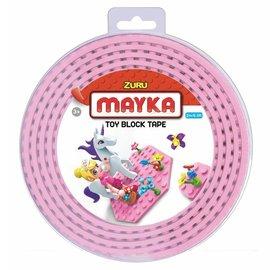 Zuru-Mayka Zuru-Mayka O2PK Block Tape 2 Noppen 2m Roze - LEGO Compatible