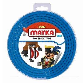 Zuru-Mayka Zuru-Mayka O2B Block Tape 2 Noppen 2m Blauw - LEGO Compatible
