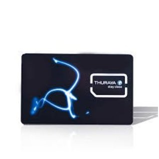 Thuraya Thuraya Postpaid SIM card