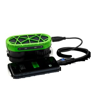 myFC PowerTrekk battery charger with fuel cell
