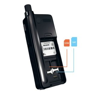 Thuraya Thuraya XT-Pro DUAL satelliet telefoon