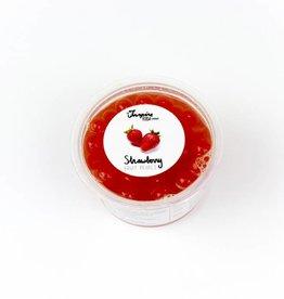 Mini cups Perles de fruits  - Fraise -