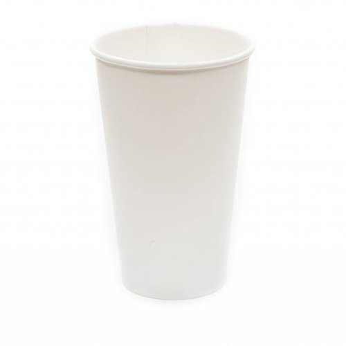 Paper cups 16 oz blank