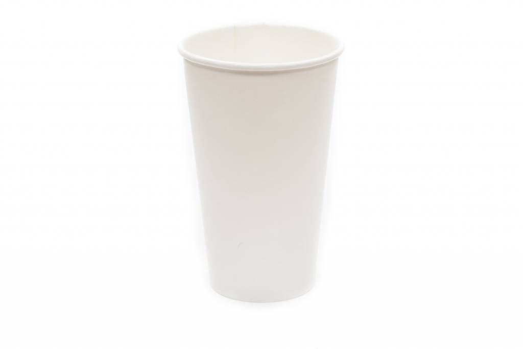Papirkopper 500 ml (16 oz) blank