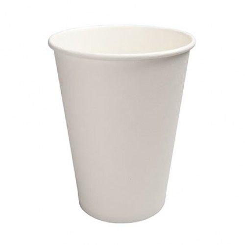 Gobelets en papier, 360 ml, blancs