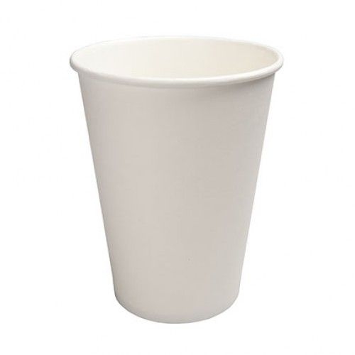 Paper cups 12 oz blank