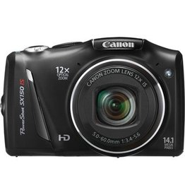 Canon Canon PowerShot SX150 IS 14.1 MP Digital Camera