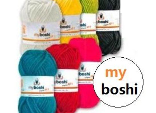 Wolle my boshi