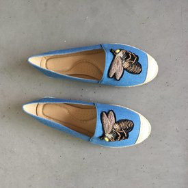 BEEEEEE IT ESPADRILLES BLUE