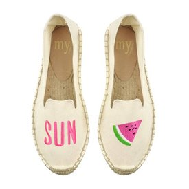 SUN IS OUT ESPADRILLES
