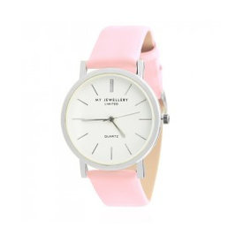 LIMITED PINK / SILVER WATCH