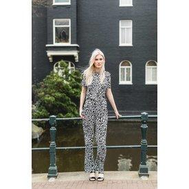 Anita De Groot BLACK & WHITE LEO PANTS