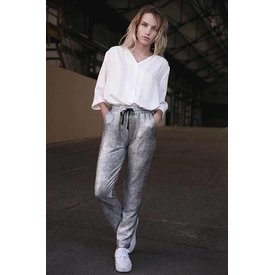 Andy & Lucy BIBI PANTS ' SILVER '