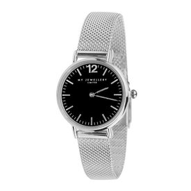 SILVER SMALL CLASSY WATCH