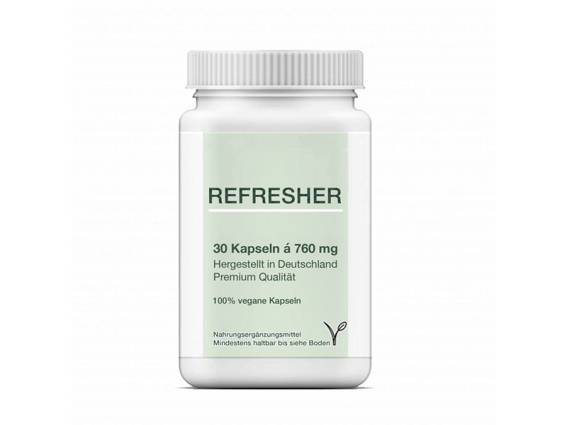Refresher - Grüner Tee Extrakt / Camellia Sinensis