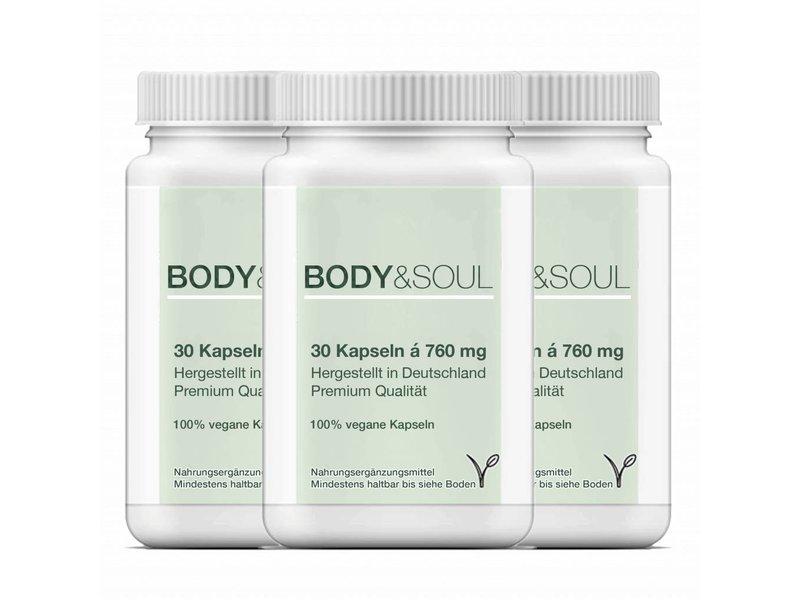 3 x Body&Soul - Mucuna Pruriens