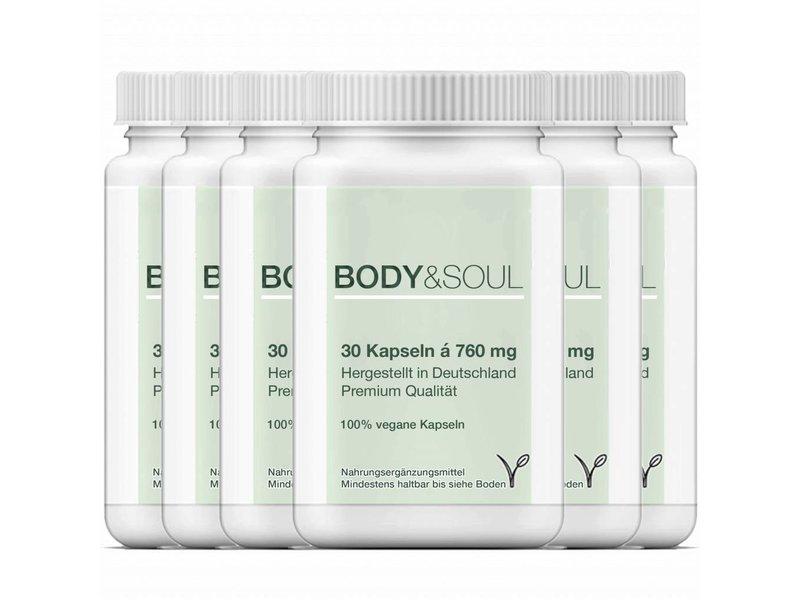 6 x Body&Soul - Mucuna Pruriens