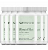 6 x FatCatcher - L-Carnitin L-Tartrat