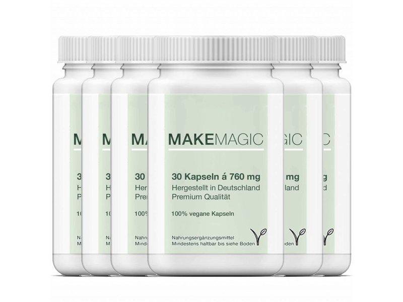 6 x MakeMagic - Malabar-Tamarinde/ Garcinia Cambogia