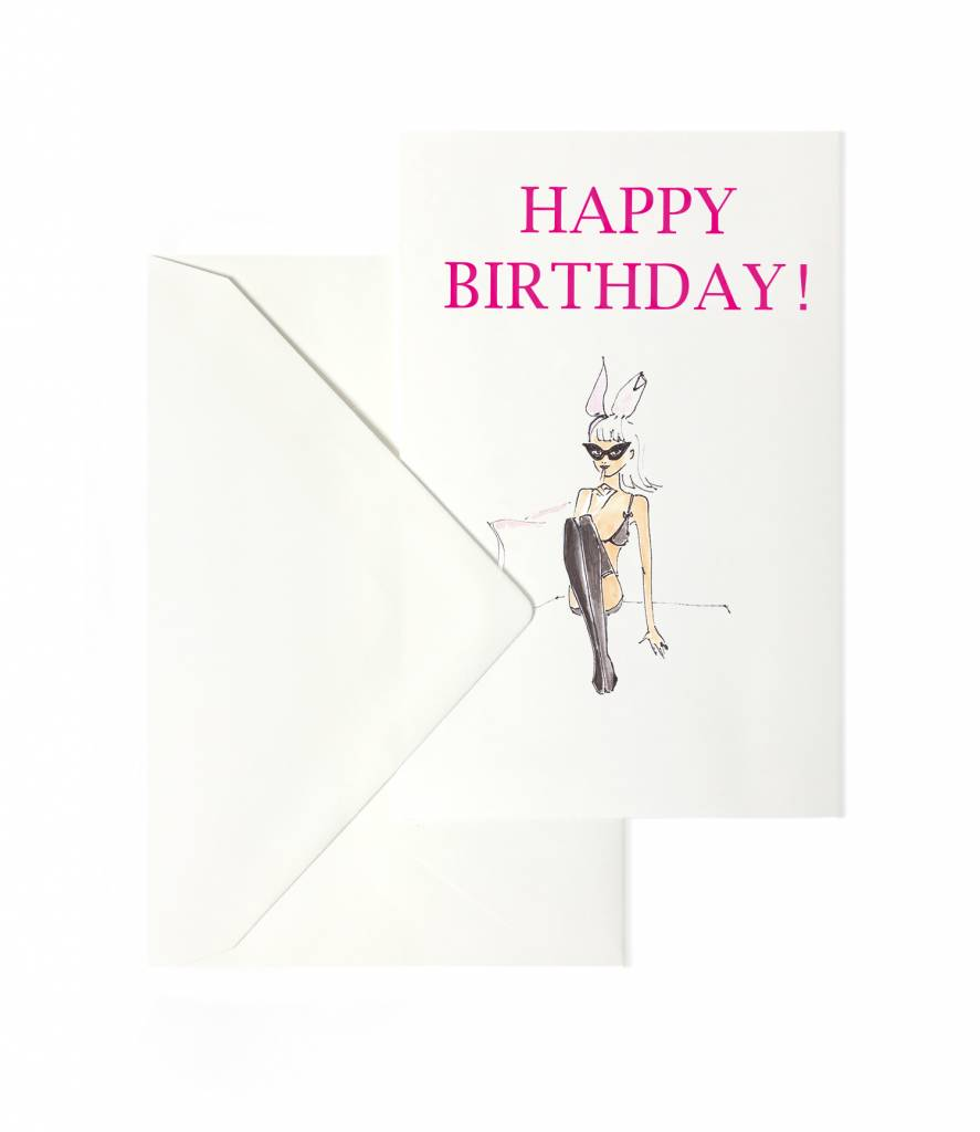 "Grußkarte ""Happy Birthday 2"""