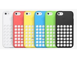 Hollow Out Design TPU hoesje Iphone 5C - Wit