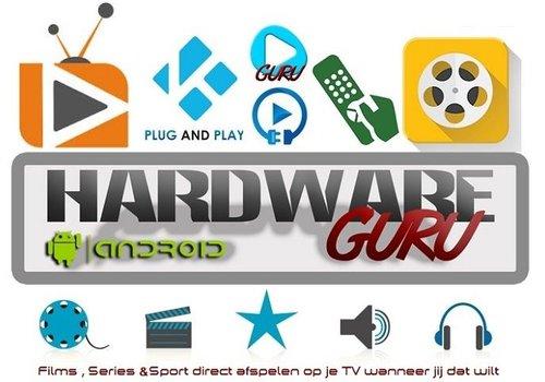 HardwareGuru Addons lijst
