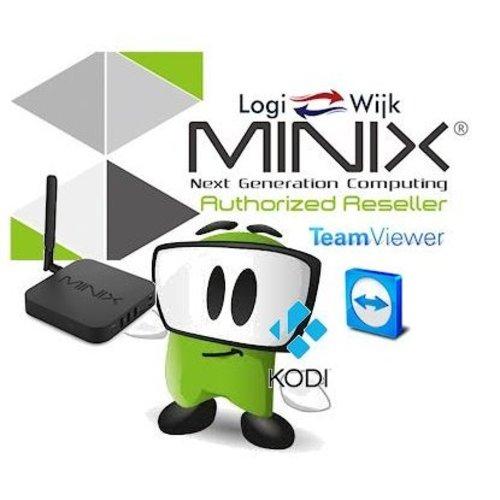MINIX AMS support when purchasing a new Minix Box