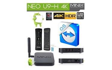 Minix Neo AMS Bundels