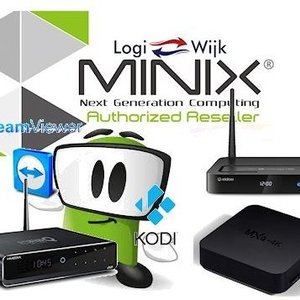 MINIX MINIX UPDATE SERVICE / SOFTWARE KODI (XBMC) - GURU
