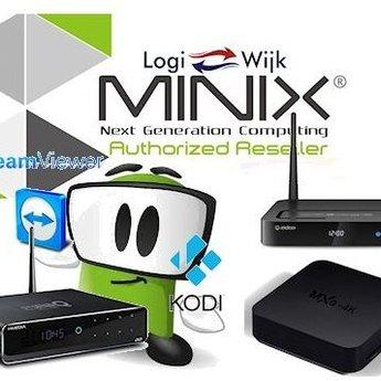 MINIX AMS Minix Upgrade / Via de post