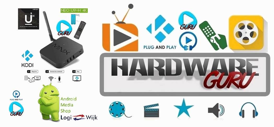 HardwareGuru op uw Minix Neo