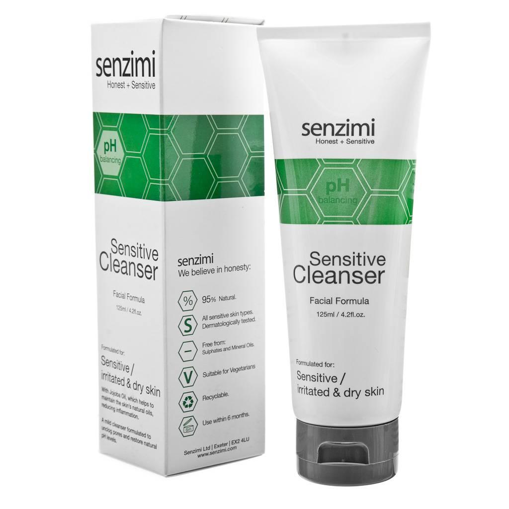 Senzimi   Sensitive Cleanser 125 ml