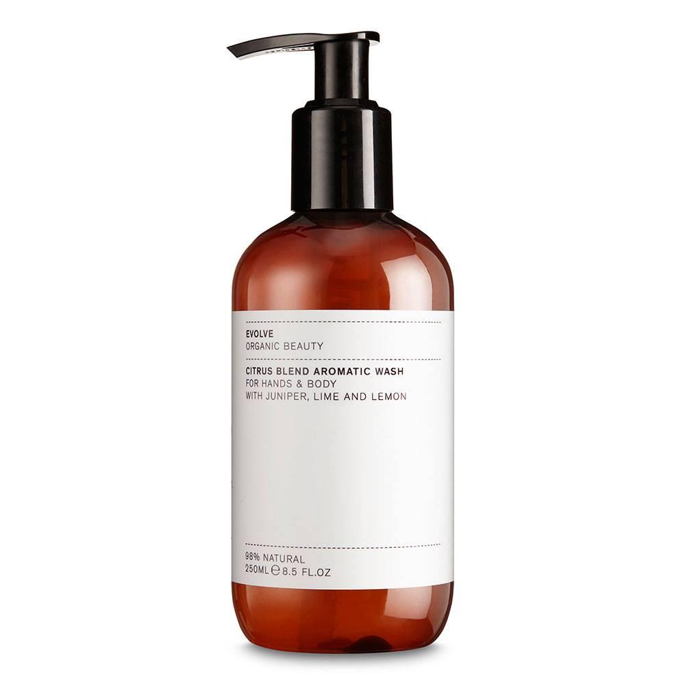 Evolve  Citrus Blend Body Wash