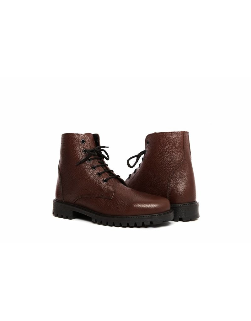 TD KEFF Brown Boots