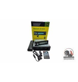 John Deere RADIO BLUETOOTH MET CD